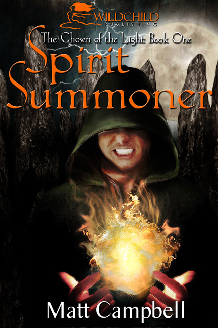 Spirit Summoner, a fantasy novel