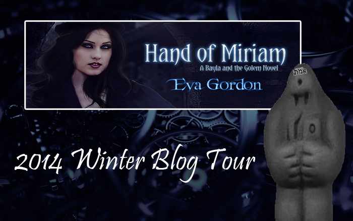 Winter Blog tour