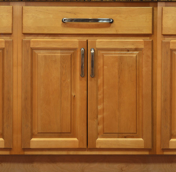 golden maple cabinets, dream kitchen