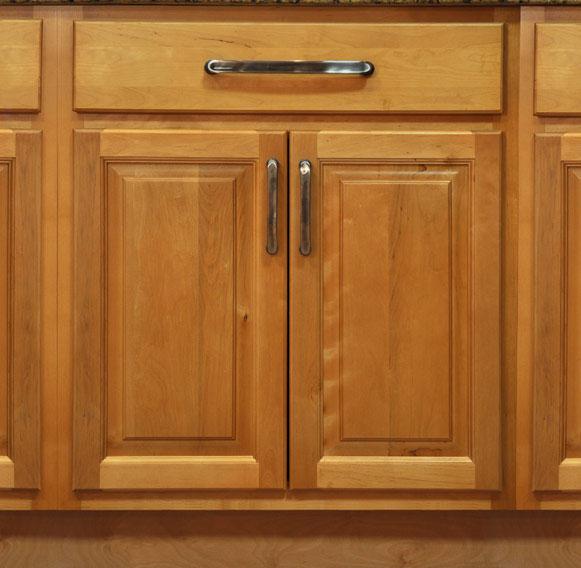 golden maple cabinets, dream kitchen
