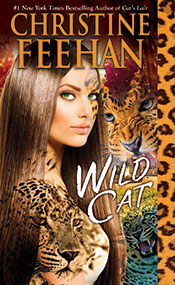 Wild Cat by Christine Feehan, reading tastes, Alpha males