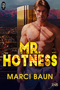 Mr. Hotness, contemporary romance