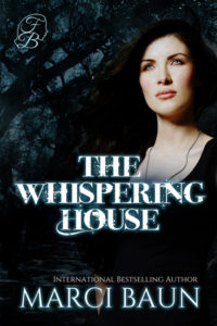 The Whispering House, Love is in the Air blog tour, sci-fi romance, paranormal, horror