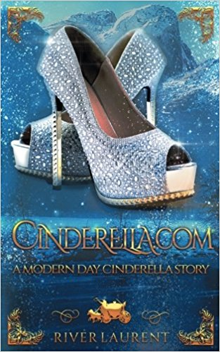Cinderella.com by River Laurent, book review, contemporary romance
