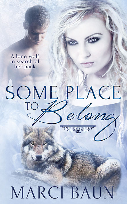 Some Place to Belong cover reveal, science fiction, shifter, erotica, Marci Baun, short story , cover reveal