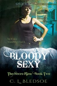 Bloody Sexy by CL Bledsoe, urban fantasy, eBook, urban fantasy eBook