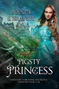 Pigsty Princess book review, Nancy S. Brandt