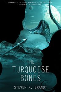 The Turquoise Bones book review, fantasy book, book review, Steven R Brandt