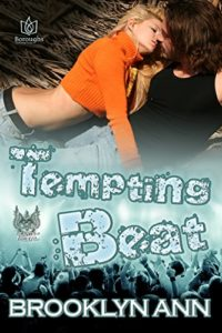 Tempting Beat book review, contemporary romance, Brooklyn Ann