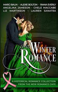 A Winter Romance, historical romance anthology